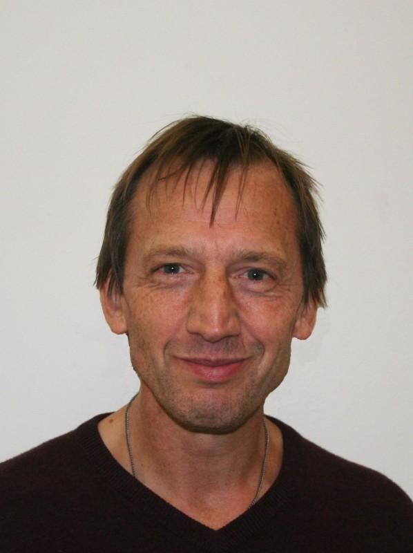 Portrait of Julian Luxford