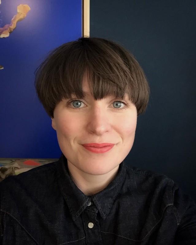 Portrait of Mairi Lafferty