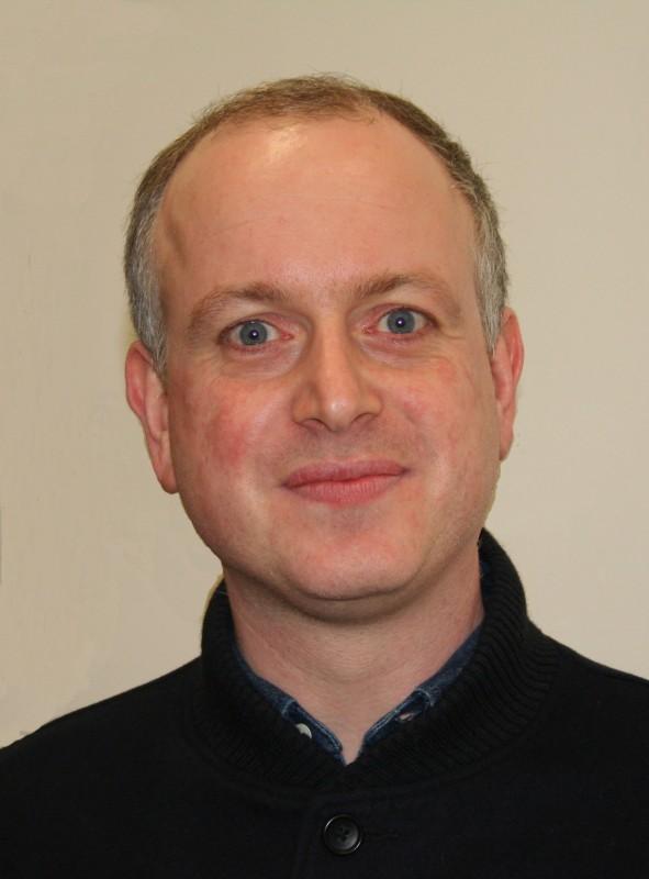 Portrait of Steven Doherty