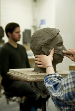 Clay Portraiture – Course Full