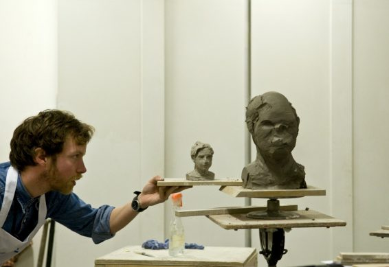 Clay Portraiture, Duncan Robertson – COURSE FULL