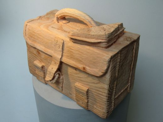 Wood Carving, Kevin Dagg