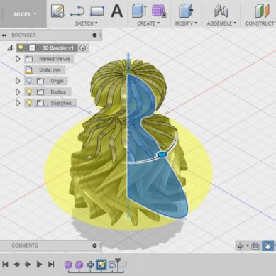 Introduction to Parametric Design – with MAKLAB