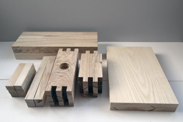 Sculptural Furniture Weekend – Robin Burns