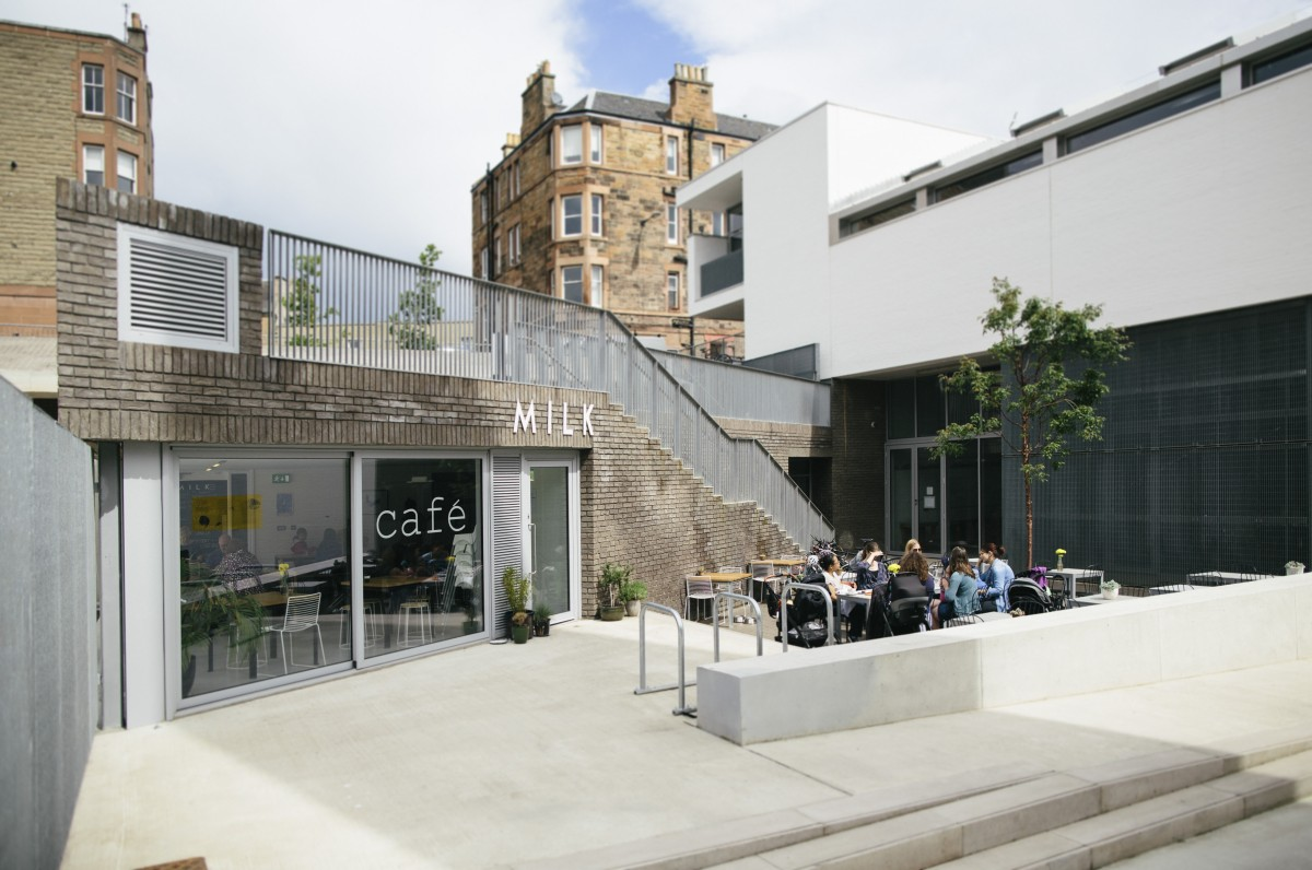 Cafe Milk Edinburgh Menu